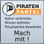 Ich waehle Piraten - Piratenpartei Deutschland