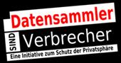 Stoppt die Vorratsdatenspeicherung - www.vorratsdatenspeicherung.de